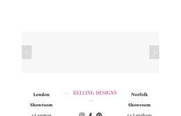 Kelling designs limited in holt nr25 7lg for Kelling designs
